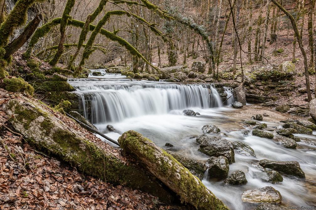 Cascades du hérisson (Photo Claire Boisson)