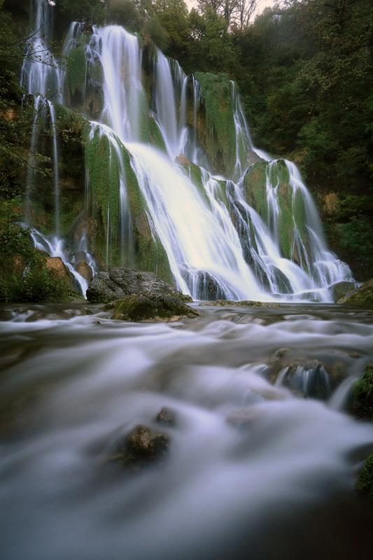Cascade Glandieu